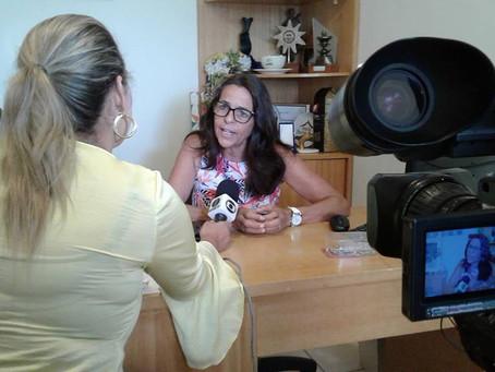 Entrevista para Inter Tv