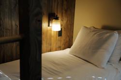 Cozy Bunk Bed w/Lantern