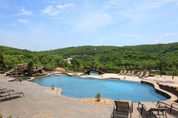 Large Upper pool