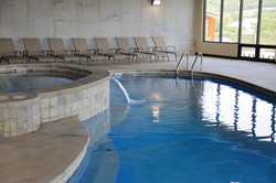 921A5039 - Indoor Pool and Hot Tub*