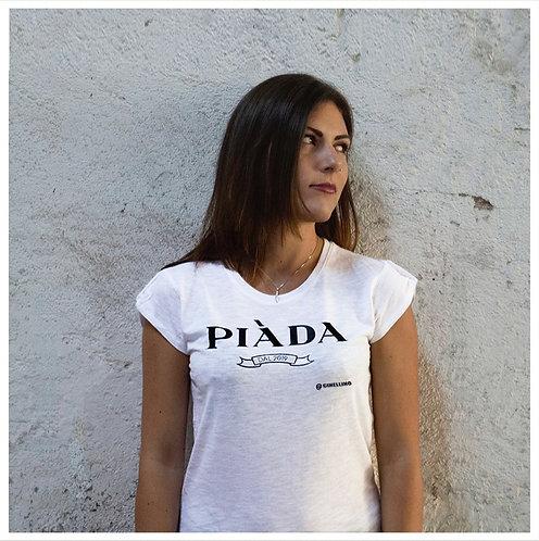 """Maglietta """"Piàda"""""""