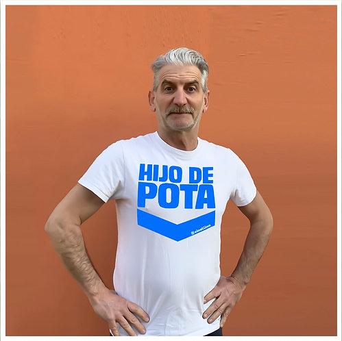 """Maglietta """"Hijo de pota"""""""