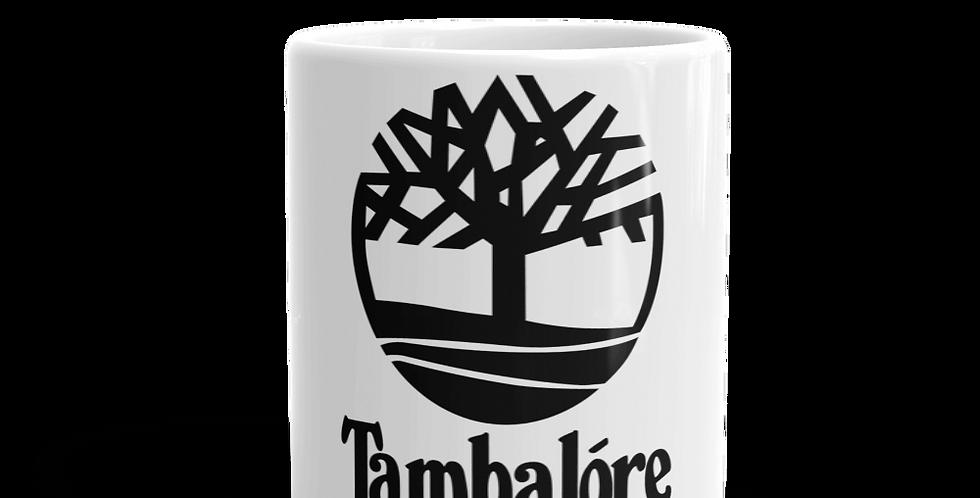 """Tazza bianca """"Tambalóre"""""""