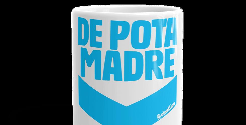 "Tazza bianca ""De pota madre"""