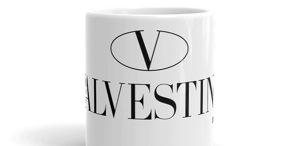 """Tazza bianca """"Valvestino"""""""