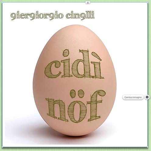 "Cidì ""Cidì nöf"""
