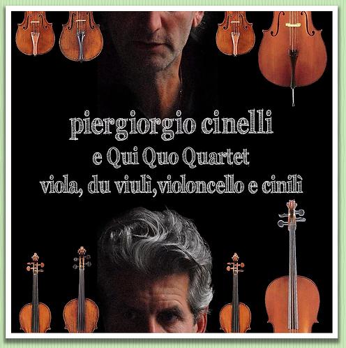 """Cidì """"Viola, du viulì, violoncello e Cinilì"""""""