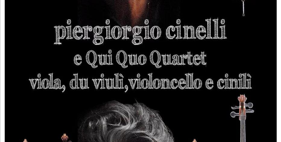 Viola, du viulì, violoncello e Cinilì