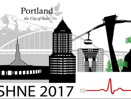 International ECG congress in Portland