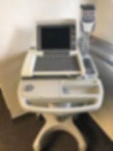 ECG MAC 5500 HD Frank VCG