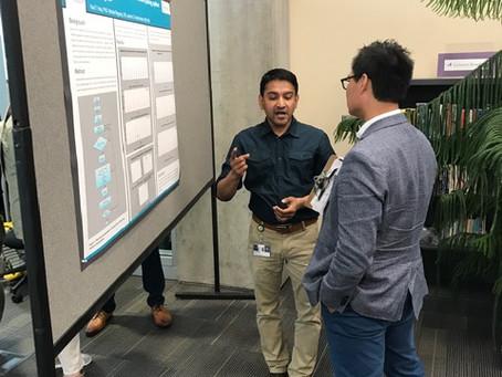 OHSU Research week: successful presentation by Dr. Kazi Haq