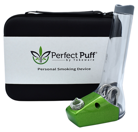 Perfect Puff - Green Flake