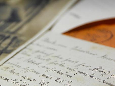 Cartas ao espelho