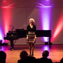 Ann Baltz' Curtain Speech