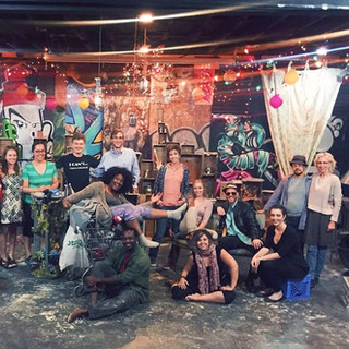 Cast and Crew of THE DISCORD ALTAR