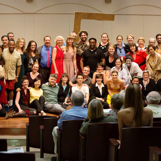 Curtain Call at the 2016 OperaWorks Advanced Artist Program