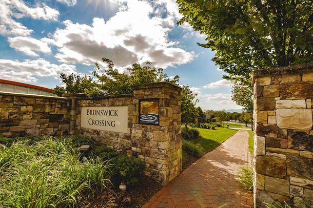 Community Entrance – Volunteer Drive at MD 17