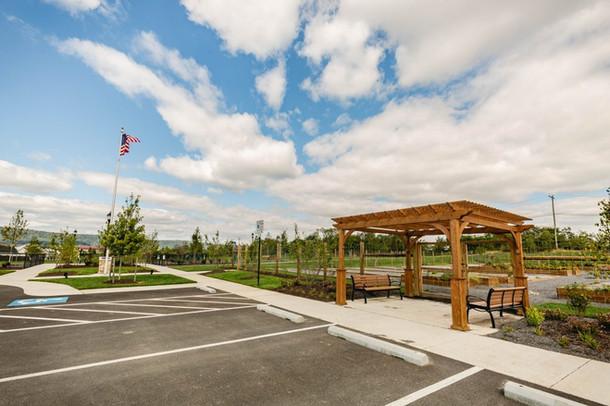 Overlook Park and Community Gardens
