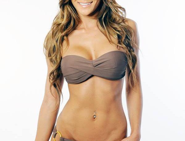 Twisted Bikini Brown