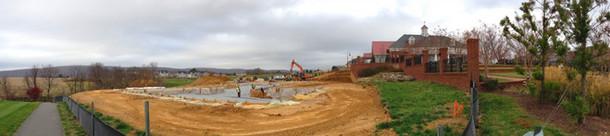 Pool Construction 2015