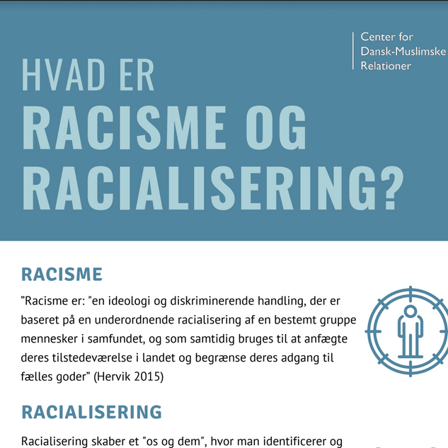 Racisme og Racisalisering