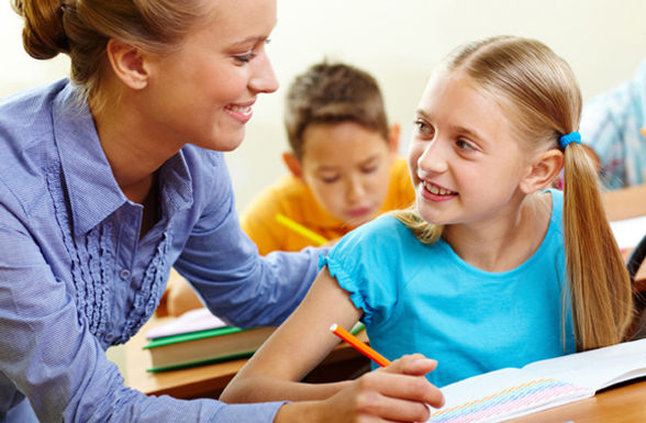 Certificate in English teaching primary school