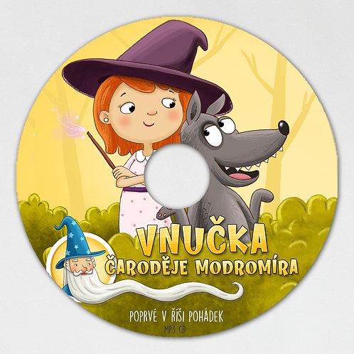 Vnučka čaroděje Modromíra 1 - MP3 CD