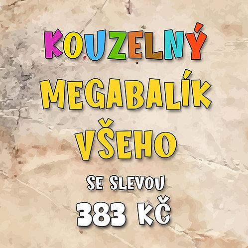 KOUZELNÝ MEGABALÍK