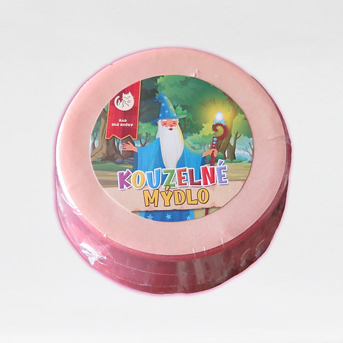 Kouzelné mýdlo s medailí - Meloun