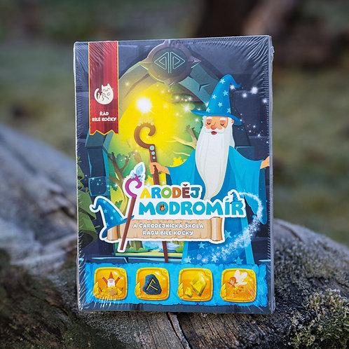 Čaroděj Modromír 1 - ZÁKLADNÍ SADA
