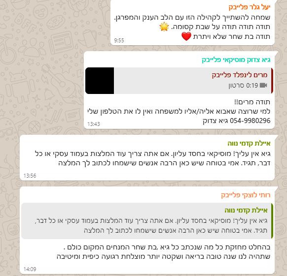 יעל גלר