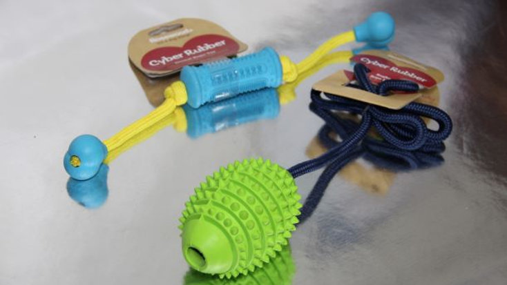 Cyber Rubber Rope Toys