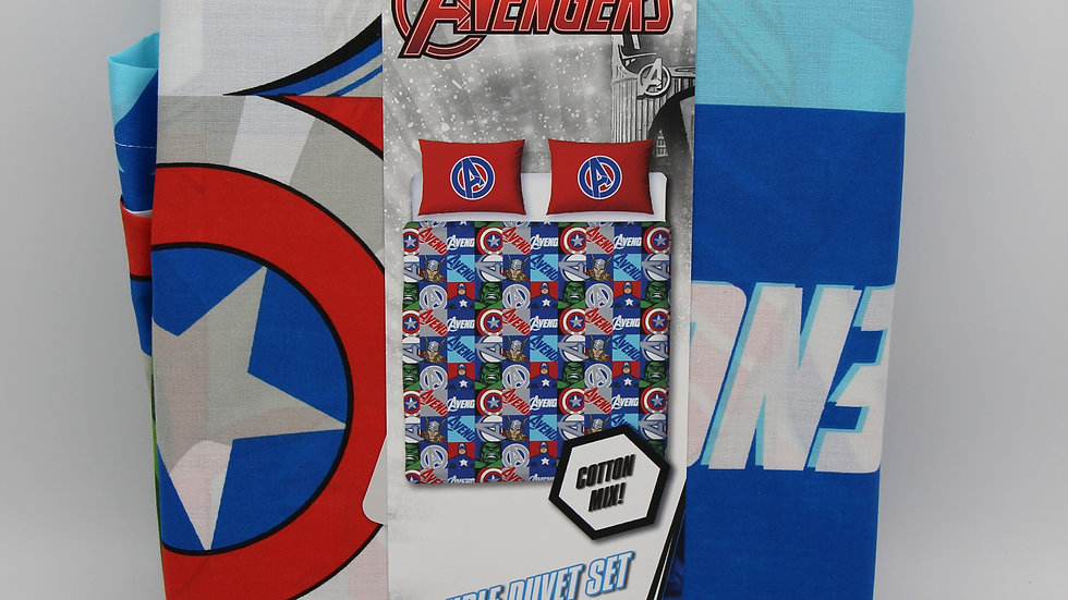 Avengers Double Bedding