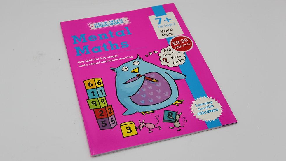 Mental Maths Workbook 7+