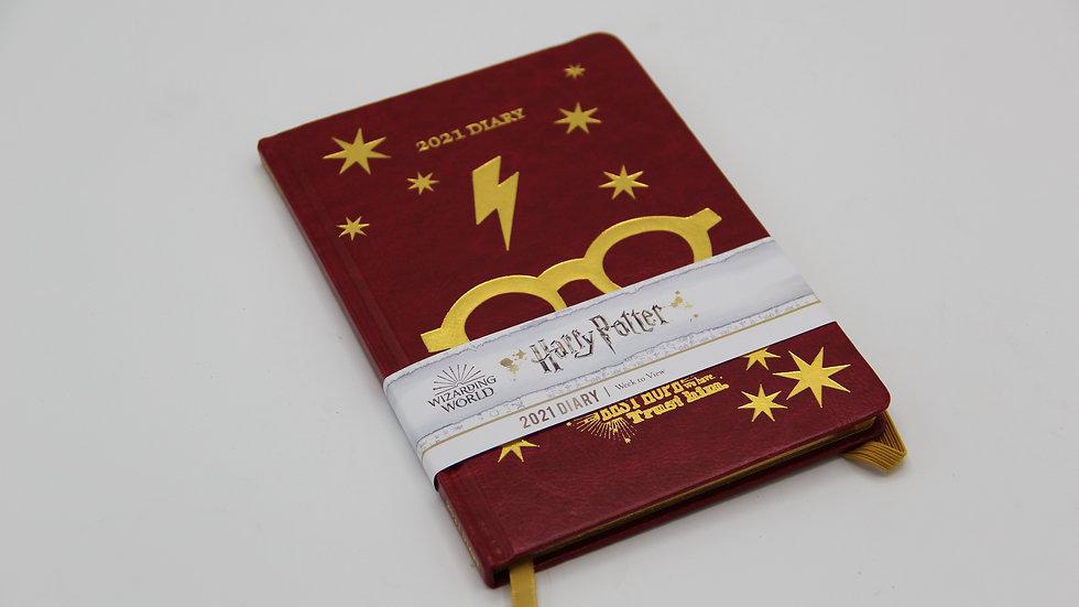 Harry Potter 2021 Diary