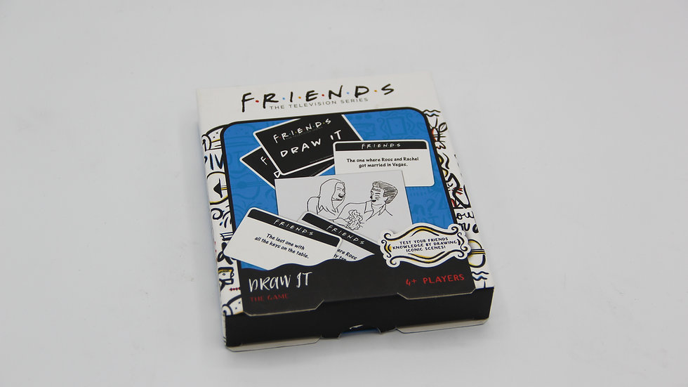 Friends 'Draw It' Game