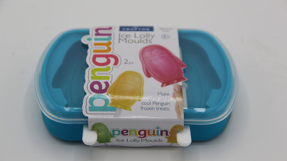 Penguin Ice Lolly Mould