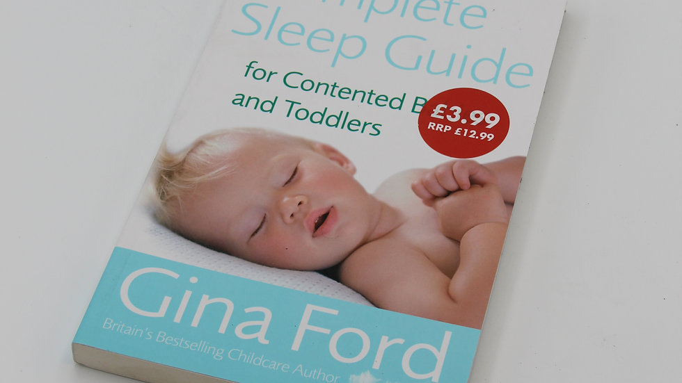 The Complete Sleep Guide for Contented Baby and Toddlers - 00141