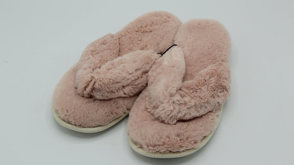 Pink Ladies Flip Flop Slippers