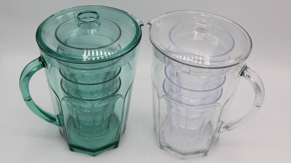 Pitcher with Tumblers
