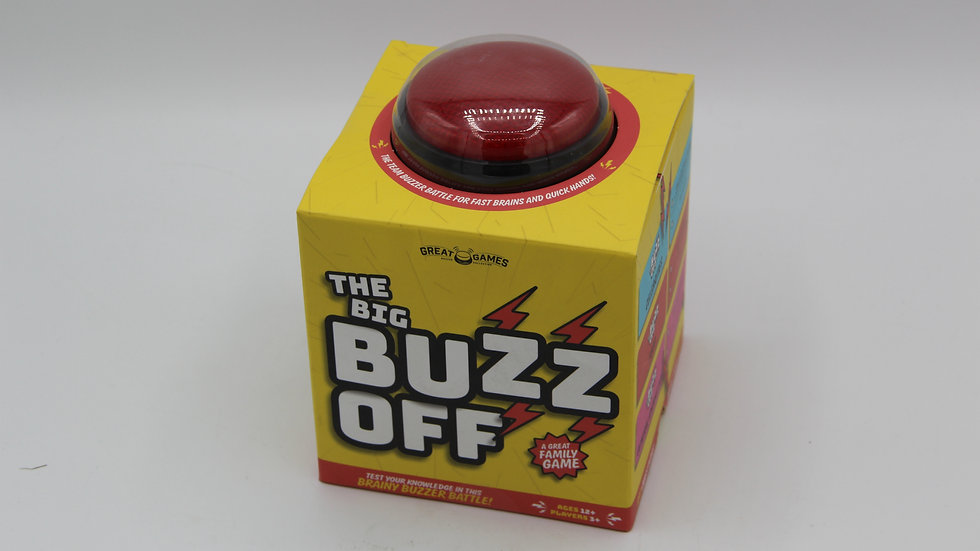 The Big Buzz Off Game