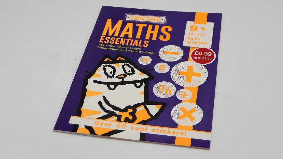 Maths Workbook 9+