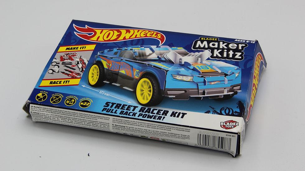 Hot Wheelz Street Racer Kit