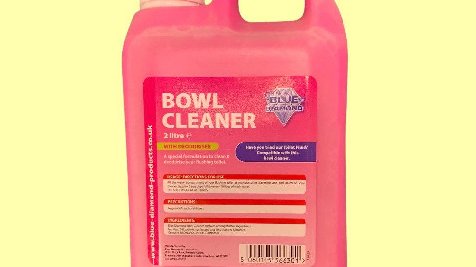 Bowl Cleaner - 00168