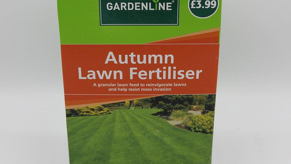 Autumn Lawn Fertiliser