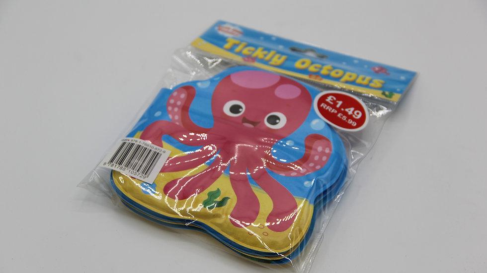Baby Bath Book Octopus - 00065