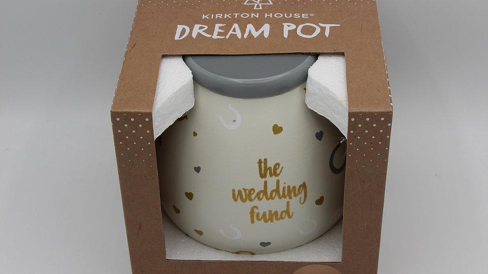 Wedding Fund Dream Pot