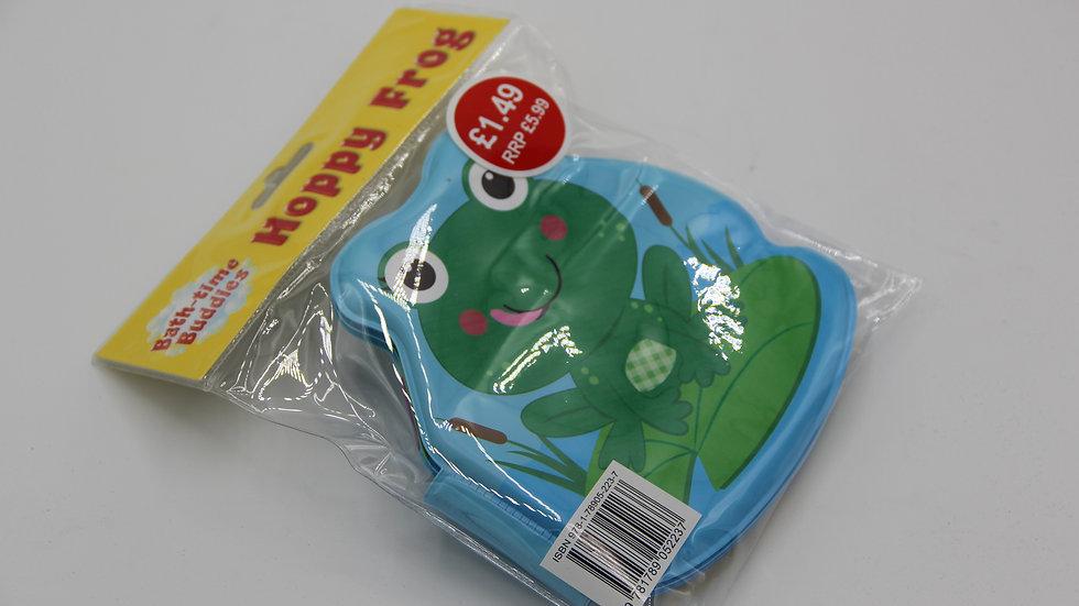 Baby Bath Book Frog - 00068