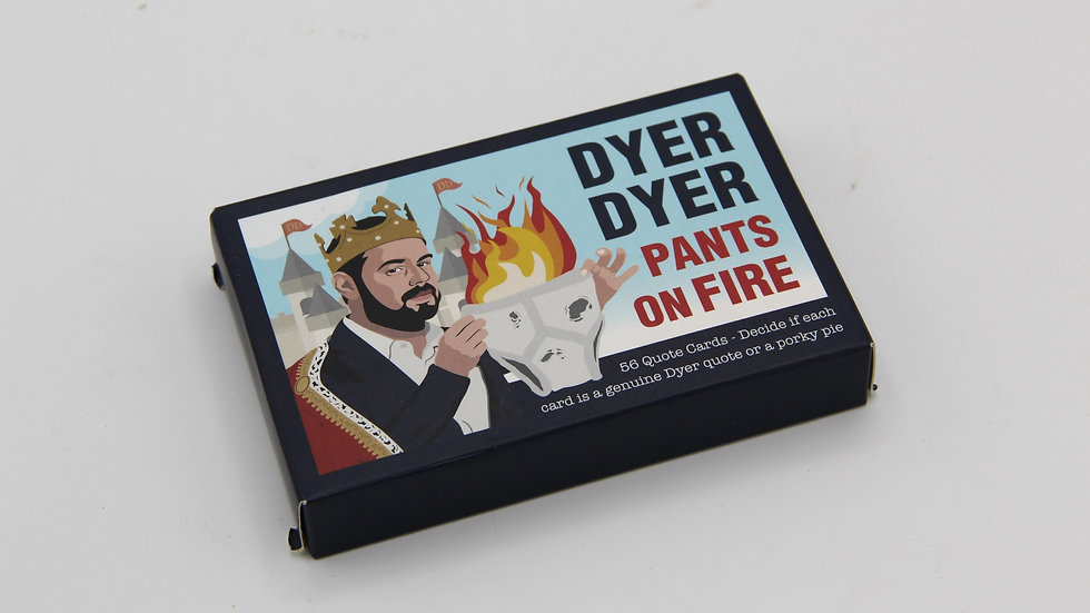 Dyer Dyer Game - 00013