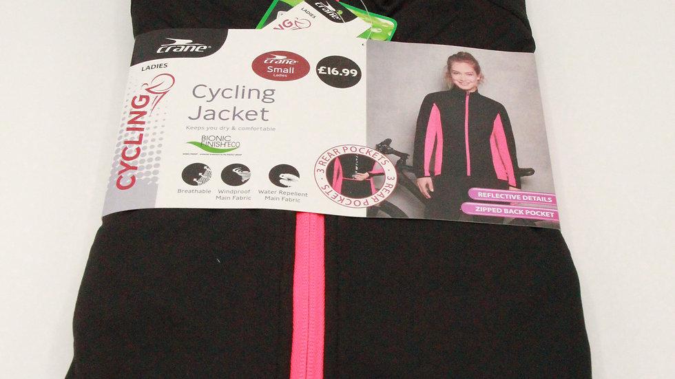 Ladies Winter Cycling Jacket